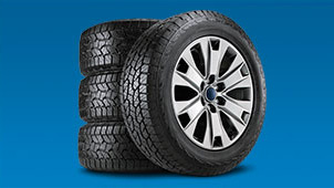 Check with Bill Grant Ford in Bolivar for the best tire prices in Bolivar!